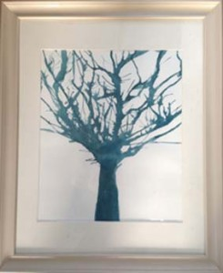 bare tree, how to make bare tree art