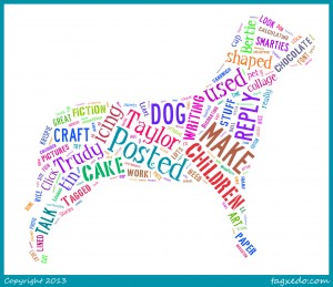 tagxedo dog trudyktaylor blog4